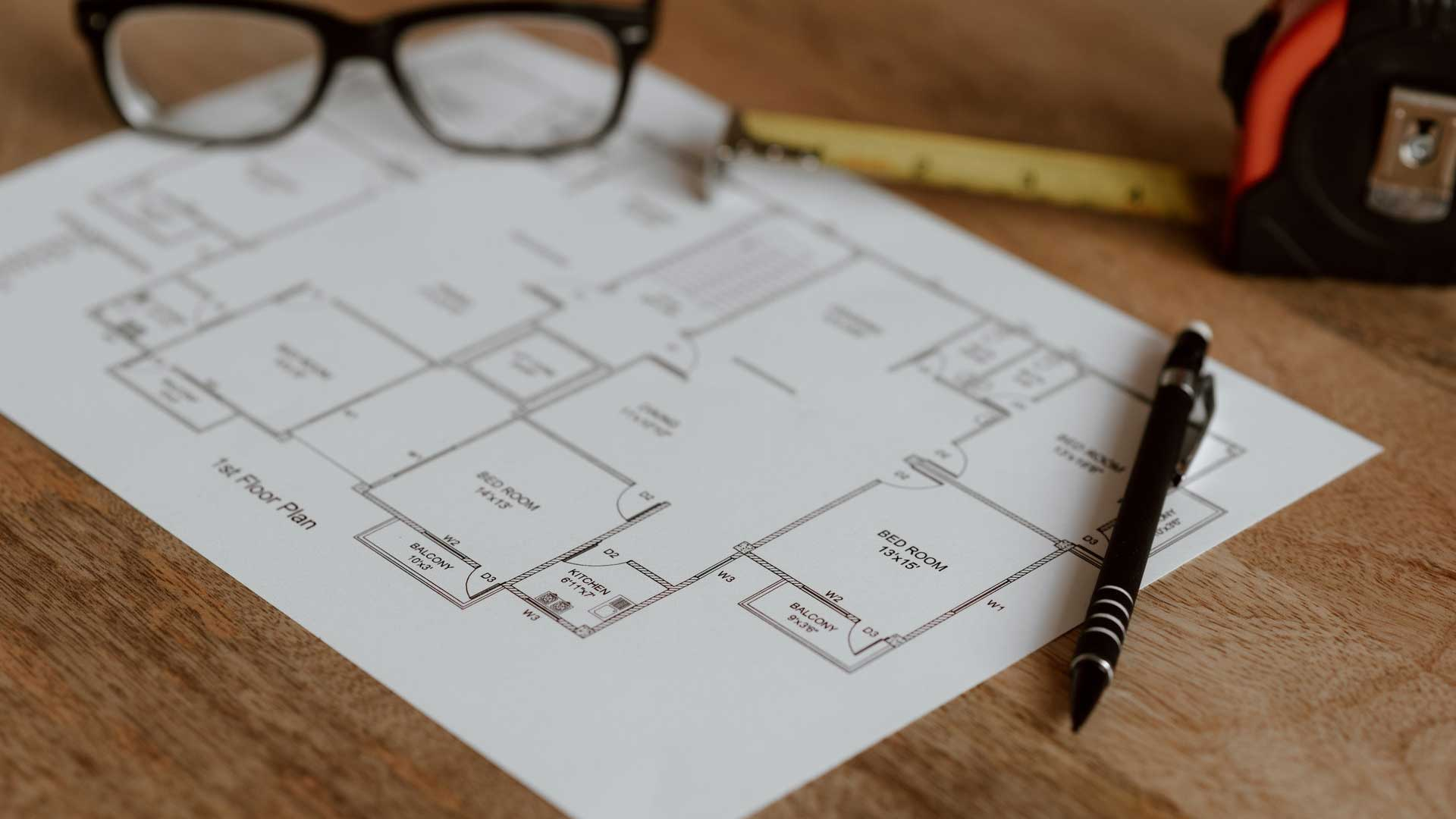 Residential Drafting Services